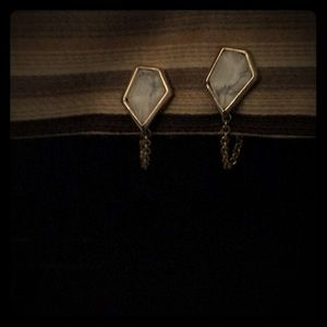 Stunning Authentic Alexis Bittar earrings